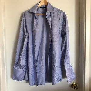 Tommy Hilfiger stripe dress shirt